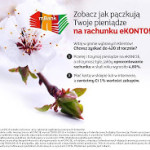 Do 4,8% dla nieaktywnych klientów mBanku