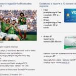 Loteria wiosenna Visa