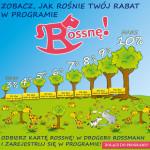 Rossnę: zniżki dla rodziców w Rossmann