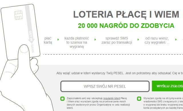 Loteria w Getinbanku – jak podwoić swoje szanse?
